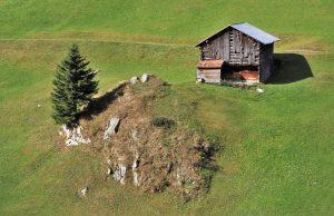 Holzhaus_Gebirge